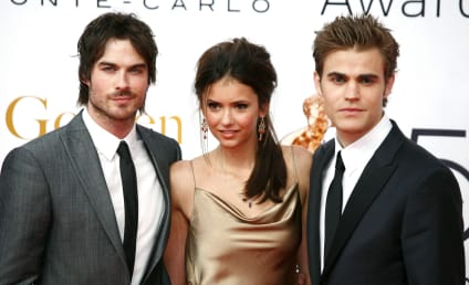 Ian Somerhalder: It's Nina Dobrev's Fault The Vampire Diaries Faces Cancellation!