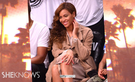 Beyonce Makes Peace with Solange