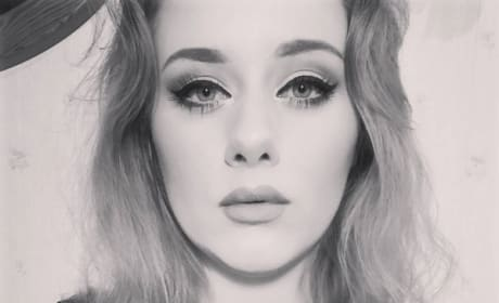 Adele Lookalike Alert! Meet Swedish Beauty Ellinor Hellborg