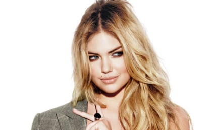 Kate Upton: Topless in Esquire!