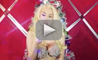 Courtney Stodden: Her Christmas Music Video is FILTHY!