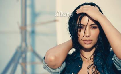 Kim Kardashian Pretends to Krave Privacy