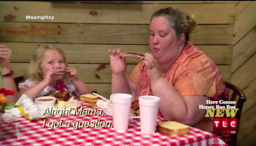 Honey Boo Boo, Mom