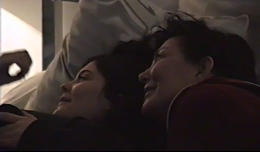Kylie Jenner, Pregnant, Cuddles with Kris Jenner