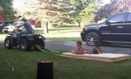 14 Dads Who Should Never Be Left Alone with Their Kids
