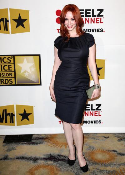 Pic of Christina Hendricks
