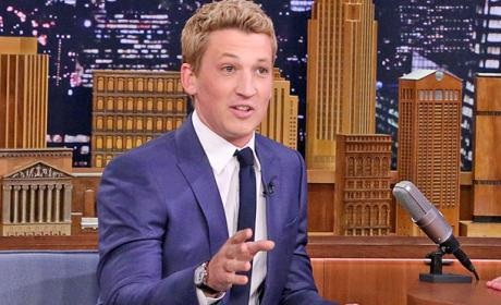 Miles Teller Explains How He Saved a Pregnant Woman from a Shark
