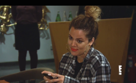Keeping Up with the Kardashians Clip: Sister vs. Sister!