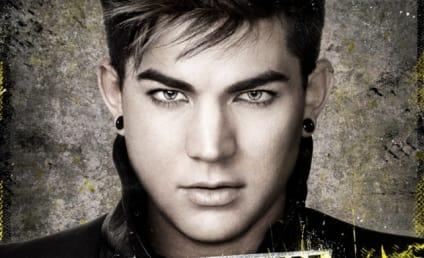 Adam Lambert Unveils New Album Cover Art