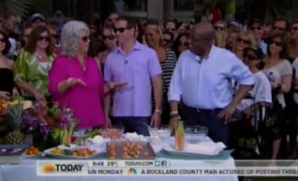 Paula Deen: Drunk on The Today Show?