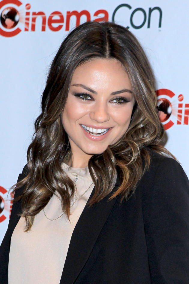 Mila Kunis at CineCon