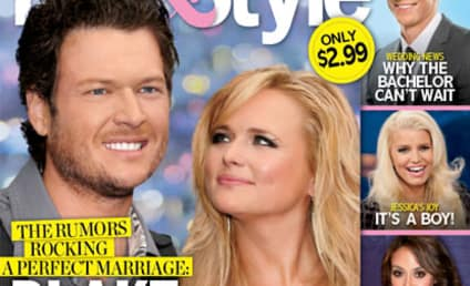 Blake Shelton: Cheating on Miranda Lambert?!?