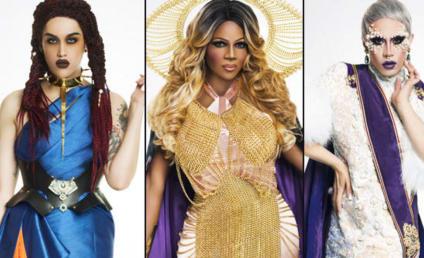 RuPaul's All Stars Drag Race: Season 2 Cast Photos!