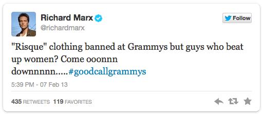 Marx Tweet