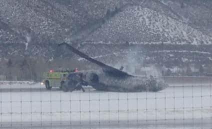 Aspen Plane Crash: Kevin Nealon and LeAnn Rimes Tweet from Tragic Scene