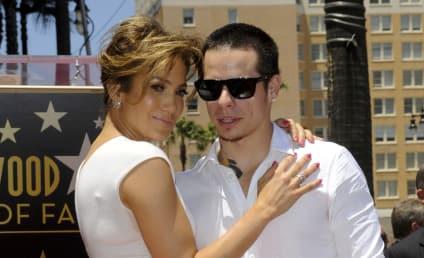 Jennifer Lopez and Casper Smart: Still Together ... Technically