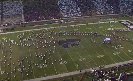 Kansas State University Apologizes for Lewd Halftime Show
