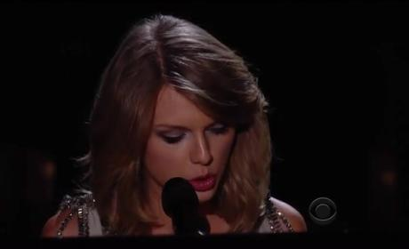 "Taylor Swift - ""All Too Well ""(2014 Grammy Awards)"