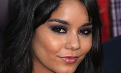 Vanessa Hudgens: Clothed, Happy at Movie Premiere