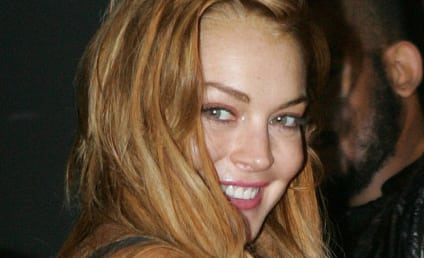 Lindsay Lohan: Adderall-Free Apparently!