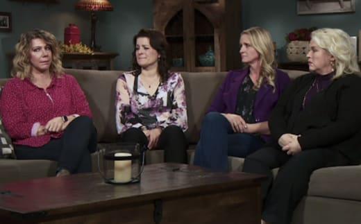 4 Sister Wives