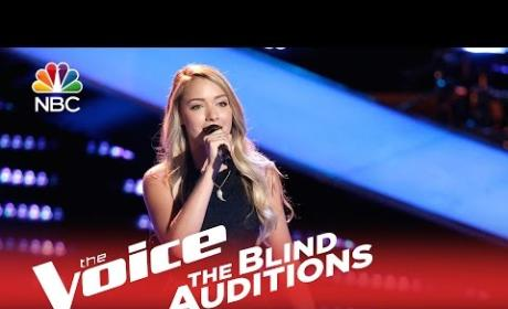 Emily Ann Roberts - I Hope You Dance (The Voice)