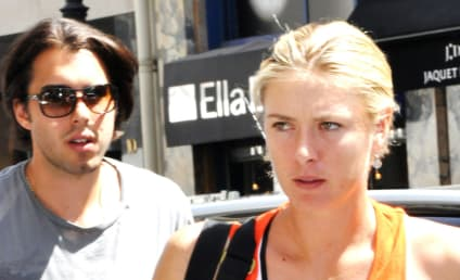 Maria Sharapova and Sasha Vujacic: It's Over!