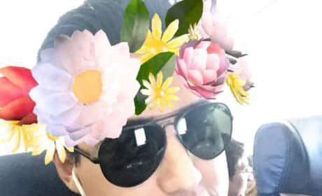 Mario Lopez at Coachella 2016
