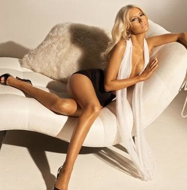 Christina Aguilera in Maxim, 2