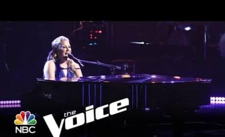 Dani Moz - The Edge of Glory (The Voice)