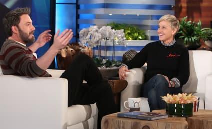 Ben Affleck Gushes Over Jennifer Garner... and Taylor Swift?