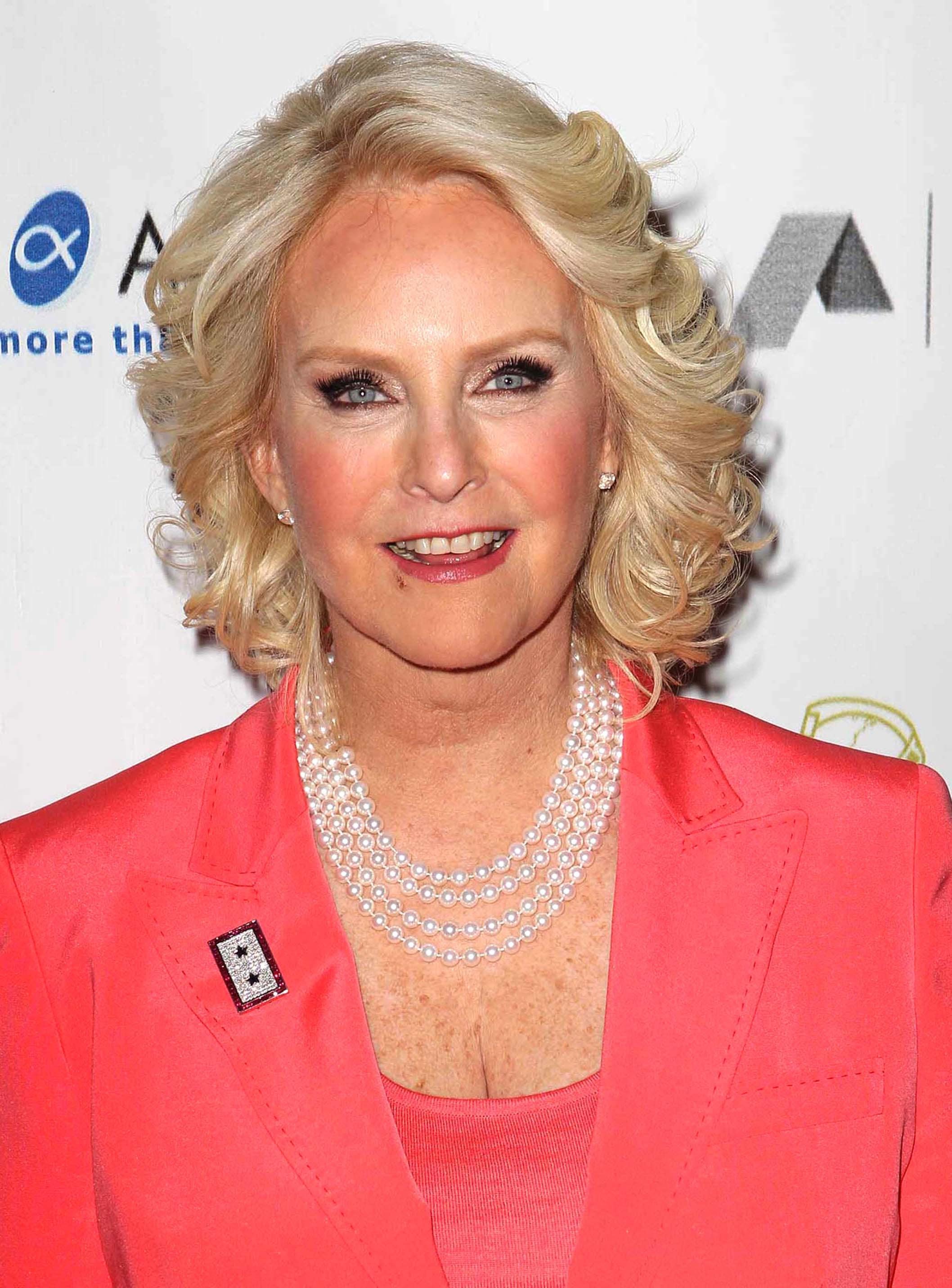 Cindy McCain - The Hollywood Gossip