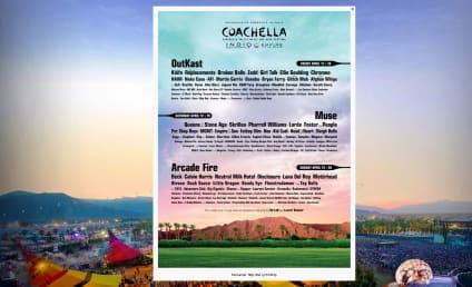 Coachella 2014 Lineup: Who's Playing?