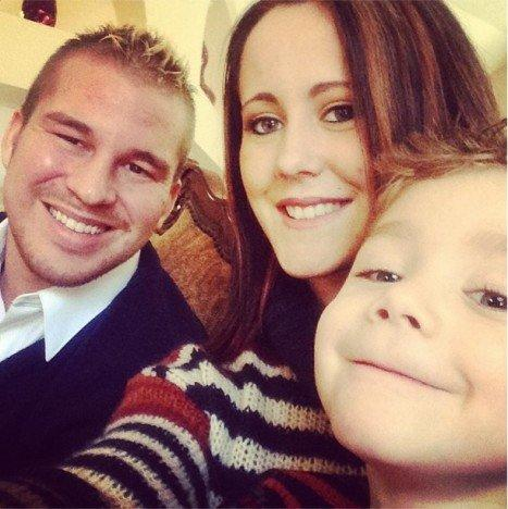 Jenelle, Nathan and Jace