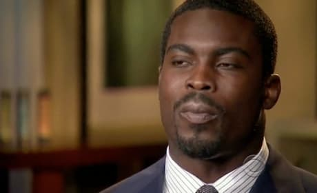 Michael Vick 60 Minutes Interview