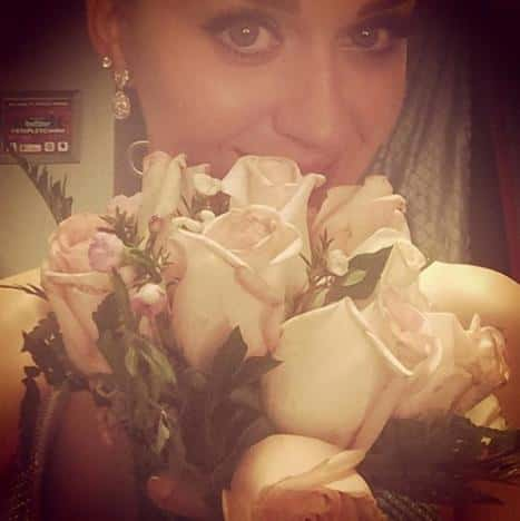 Katy Perry Bouquet