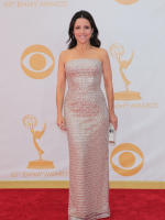 Julia Louis-Dreyfus at the Emmys