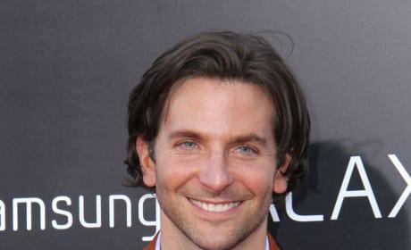 Bradley Cooper at Hangover Premiere