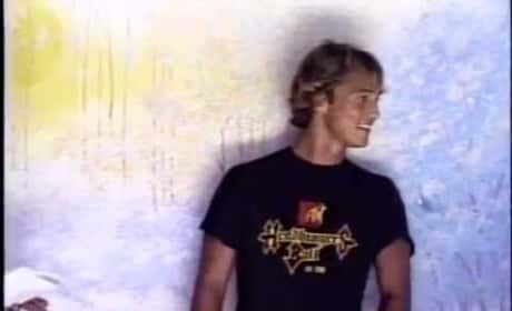 Matthew McConaughey Auditions for Dazed and Confused