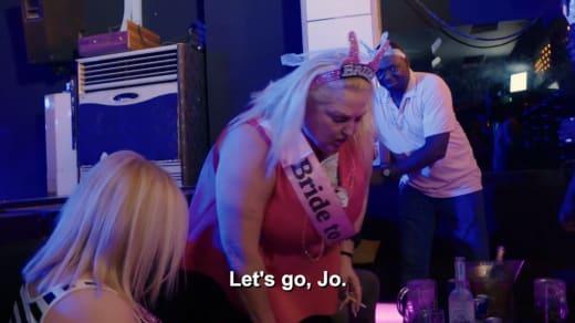 Angela Deem - let's go, Jo