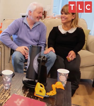 Amy Roloff and Chris Marek on Air
