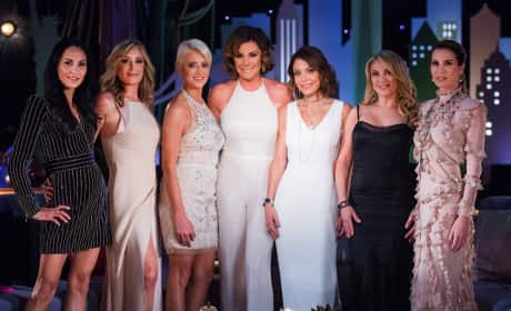 The Real Housewives of New York Season 8 Reunion Pic