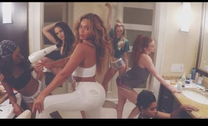 """Beyonce """"7/11"""" Video: No Pants Needed, Only Twerking at This Hotel Rager!"""