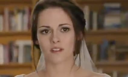 Breaking Dawn Wedding Preview: Behind the Big Day!