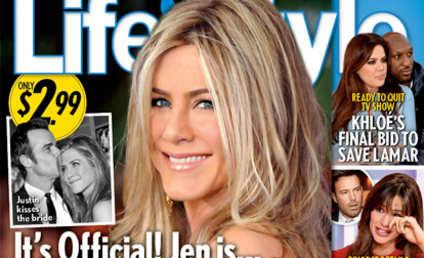 Jennifer Aniston: Is She Finally Married?!?