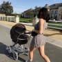 Kylie Jenner Pushes Stormi in the Stroller