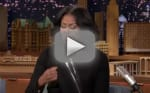 Michelle Obama Gets Emotional on The Tonight Show