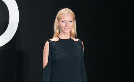 Gwyneth Paltrow's Leggy Look