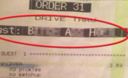 Burger King Reciept Brings Grandma to Tears: They Called Her A WHAT?!