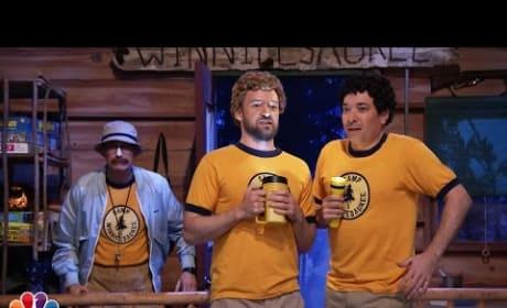 Jimmy Fallon & Justin Timberlake - Camp Winnipesaukee